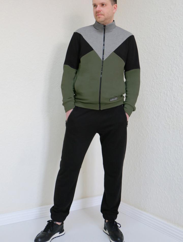 Мужской спортивный костюм 752
